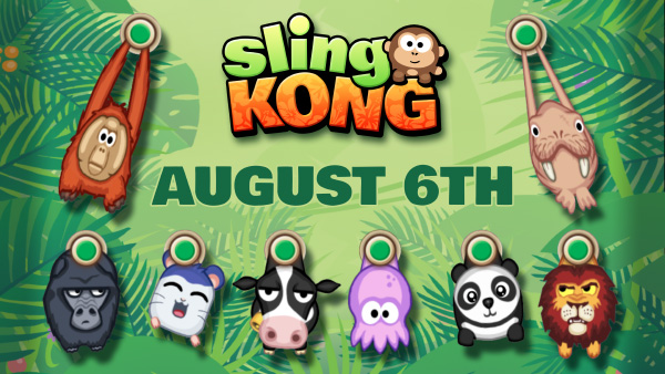 Sling Kong Release Date